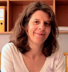 OA Dr. Brigitte Bucher, Leiterin der Tagesklinik KH Natters
