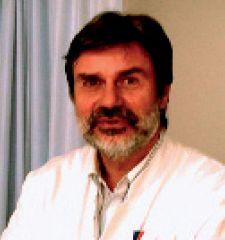 Primar Dr. Herbert Jamnig, Leiter der Pulmolog. Abt. KH Natters