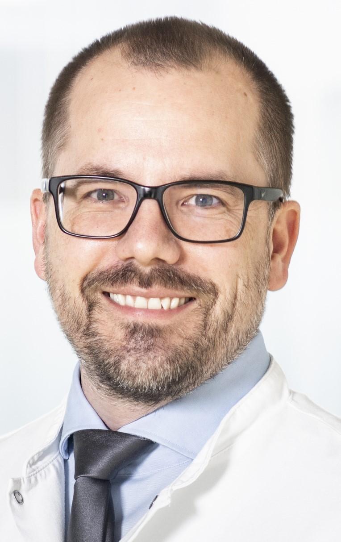 Primar Priv.Doz.Dr. Matthias Frick